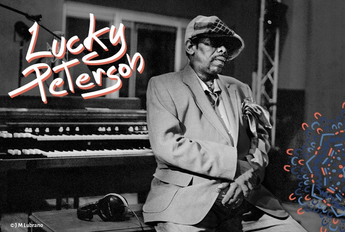 Lucky Peterson