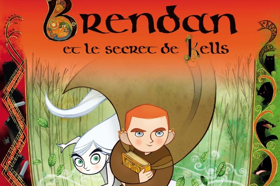 """Brendan et le secret de Kells"""