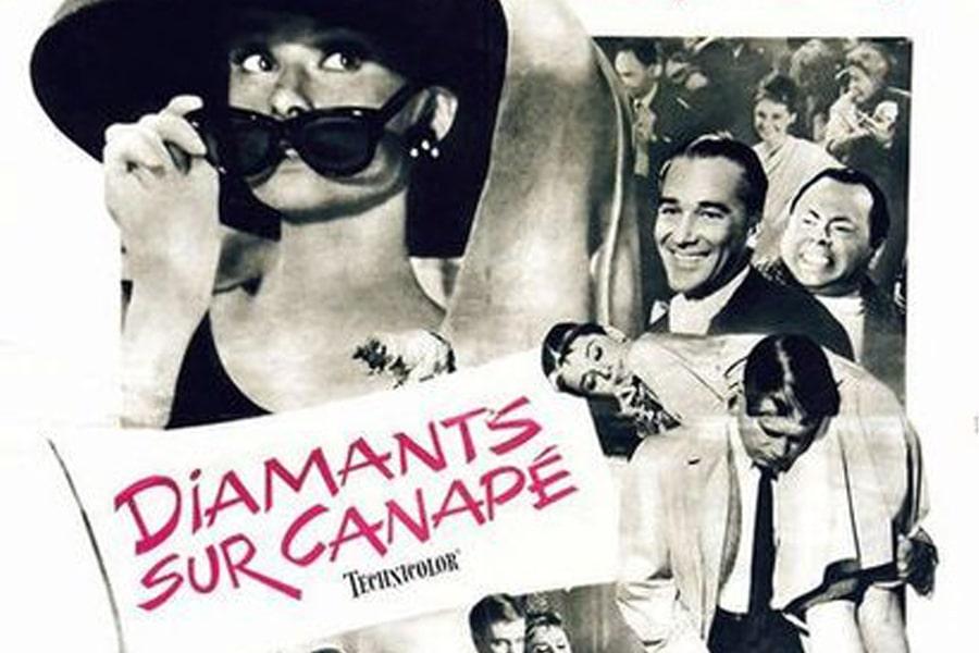 """""""Diamants sur canapé"""""""