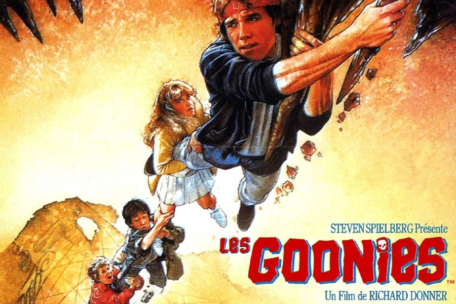 """Les Goonies"""