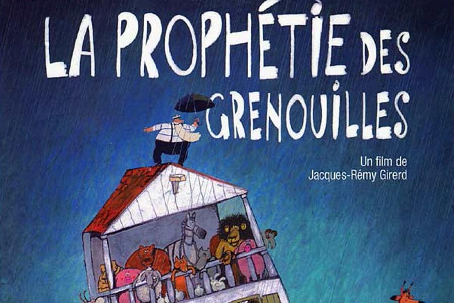 """""""La Prophétie des Grenouilles"""""""